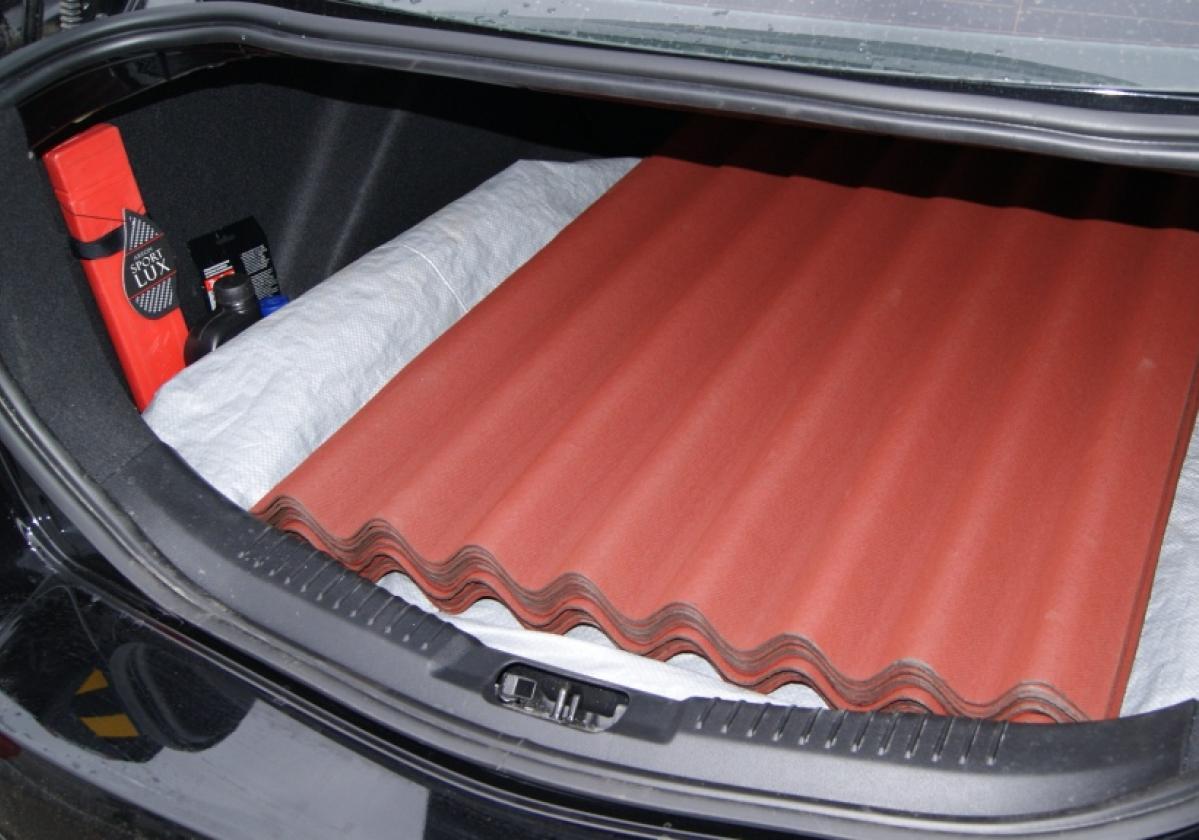 EASYLINE snadná přeprava v kufru auta