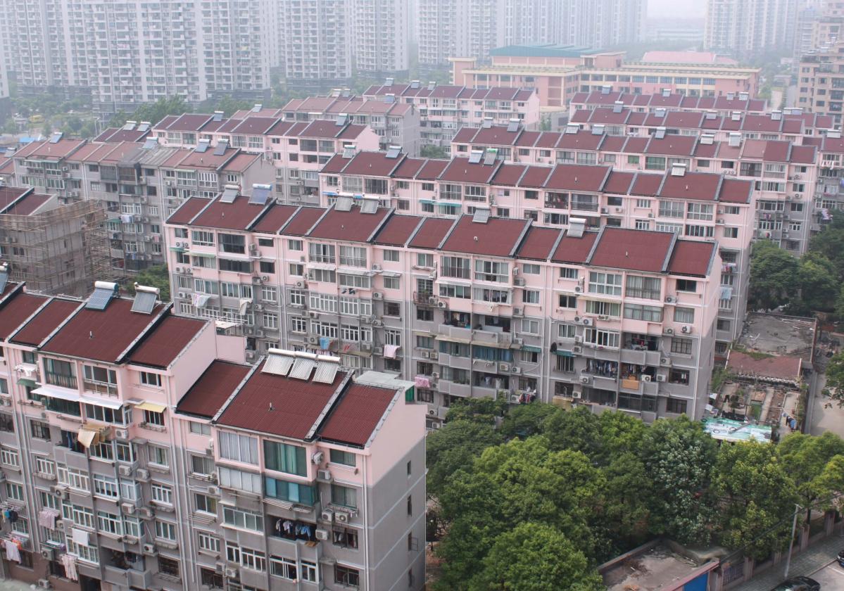 Bytové domy / Onduline